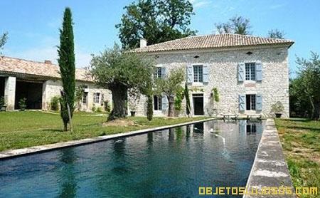 Casa de campo en St. Tropez a la venta