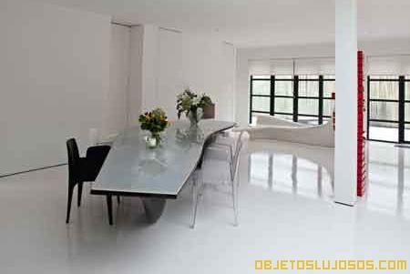 Casa de lujo de Zaha Hadid