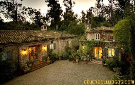 Casa de lujo rústica en venta
