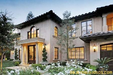 Casas de los famosos: Kim Kardashian
