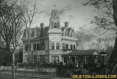 Casa de la Familia Addams