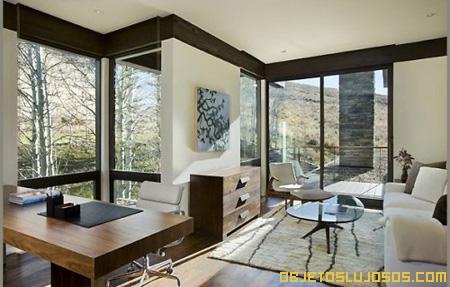 Casa de lujo en la naturaleza - Casas de lujo en el mundo ...