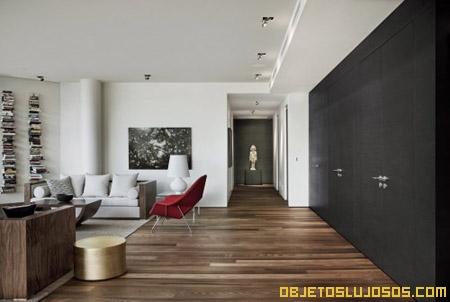 Casa de lujo moderna y contemporánea