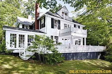 Casa de lujo en Maine, a la venta