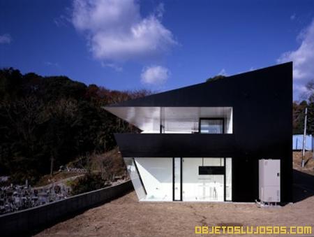 Casa lujosa con tecnología de punta