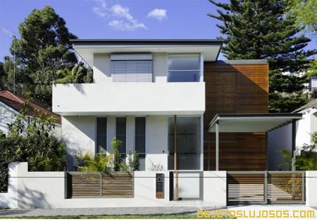 Casa moderna lujosa