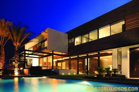 Casas de lujo en México: CG House