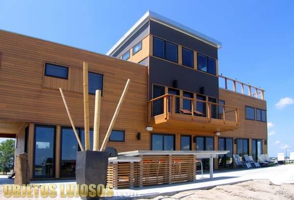 Casas prefabricadas muy elegantes