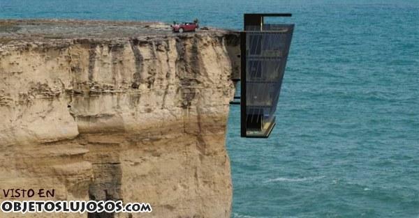 Cliff House, la casa del acantilado