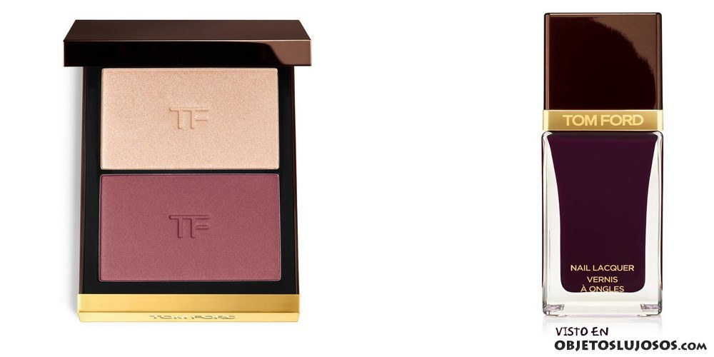 colorete y esmalte tom ford