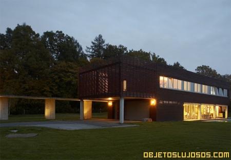 casa-ectangular-de-concreto