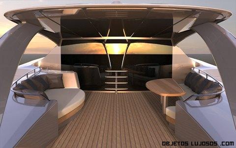 cubiertas de barcos exclusivos