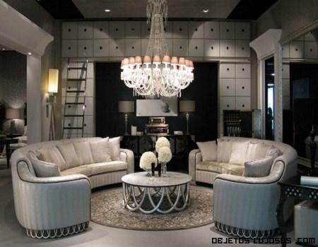 Colecci n alexandra los muebles m s elegantes for Muebles italianos de lujo