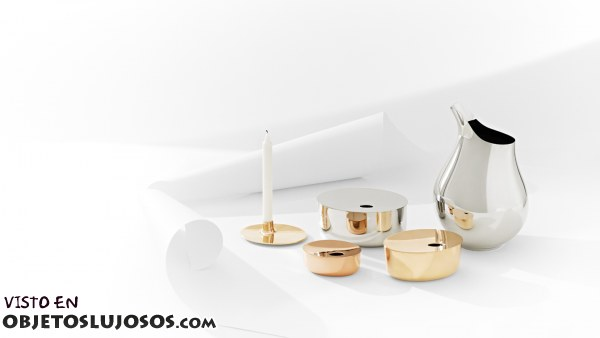 Decoración Georg Jensen
