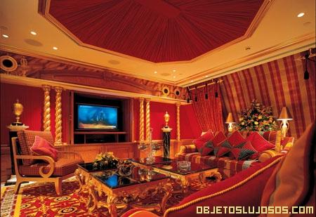 Hotel de Lujo decoracion Interior