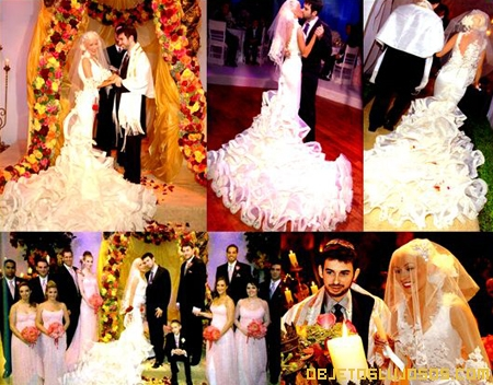 La boda más cara de las celebridades