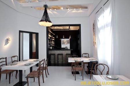 Restaurante de lujo en Grecia