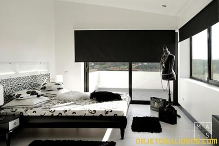 Casa al estilo del claroscuro for Interiorismo contemporaneo