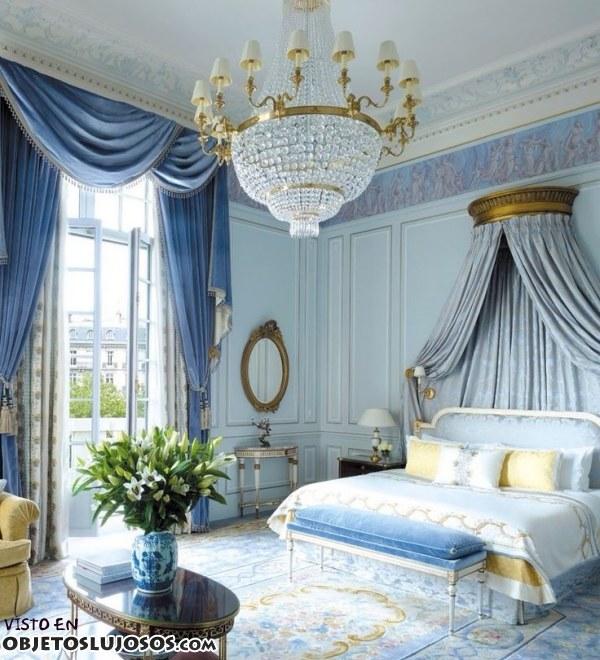 17th century french interiors related keywords 17th - Dormitorios de lujo ...