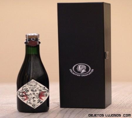 Cerveza Carlsberg exclusiva