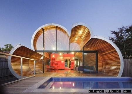 La casa nube en Australia