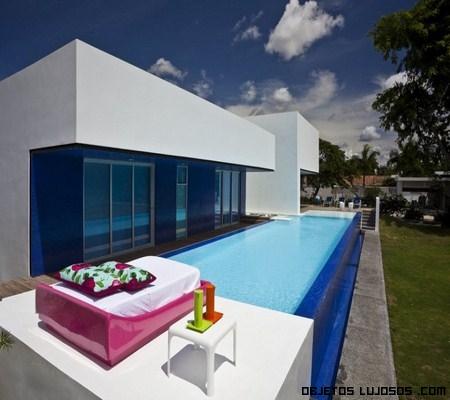 Casa Sinu River en Colombia