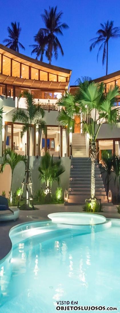 Fachadas lujosas for Fachadas de hoteles de lujo