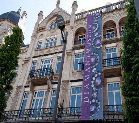 Museo del diamante en Amberes