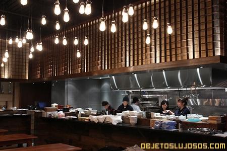 Bar De Lujo Con Estilo Japon S