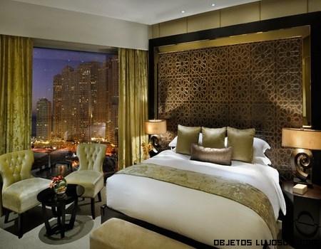 Un hotel y spa en dubai for Ver habitaciones de hoteles