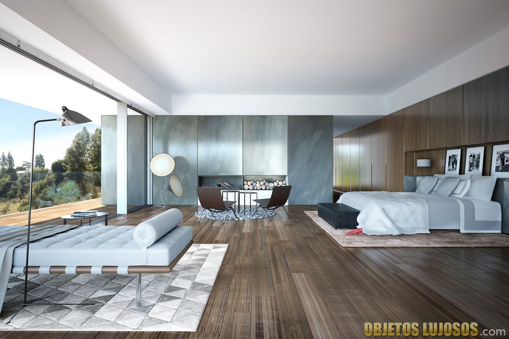 Interiores de casas de lujo muy elegantes - Interiores de lujo ...