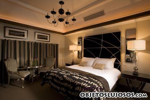 habitación hotel dylan