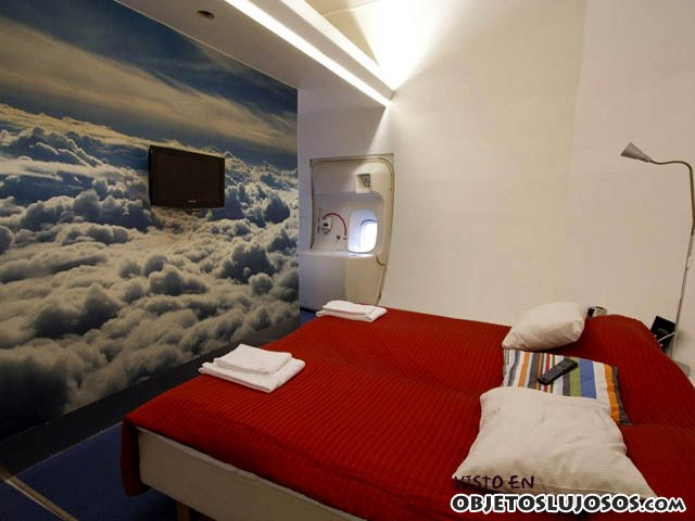 habitaciones hotel jumbo