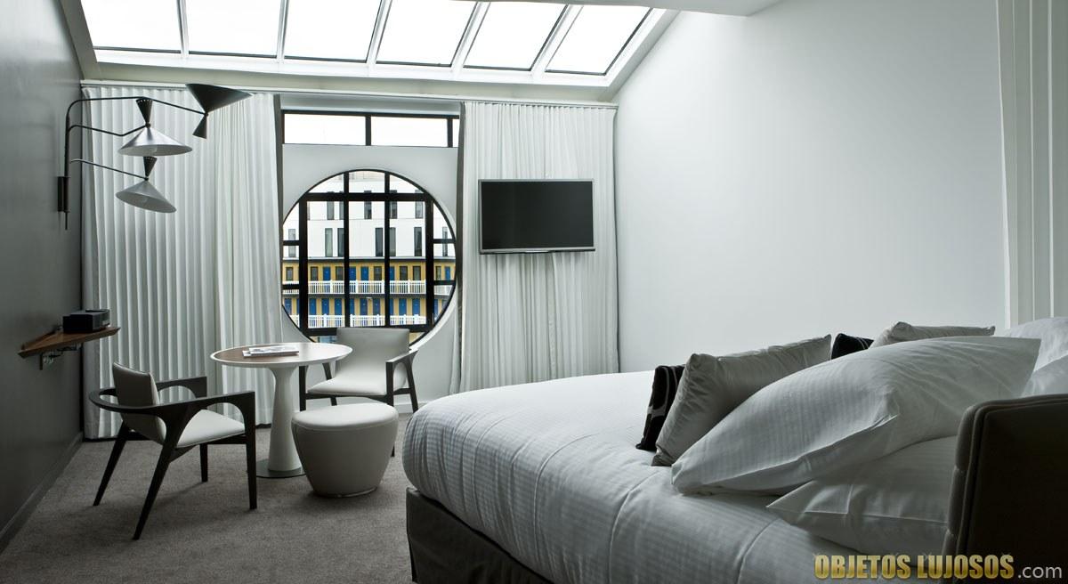 habitaciones hotel molitor