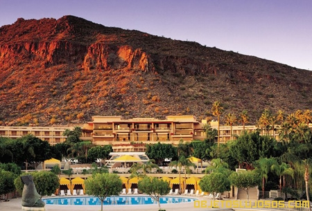 Hotel de lujo en Scottsdale