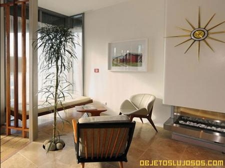 Hotel ecológico en Europa