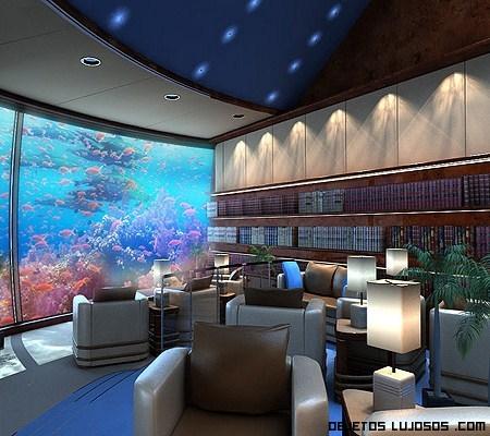 Hotel poseid n bajo el mar for Hoteles mas lujosos del mundo bajo el mar
