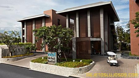 Hotel de lujo en Tailandia REST DETAIL