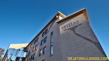 Hotel de lujo en África