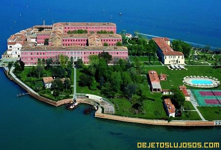 hotel de lujo en venecia