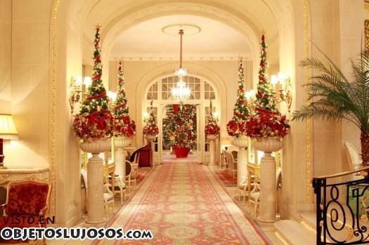 Decorating Ideas > Decoraciones Navideñas Con Todo Lujo De Detalles ~ 041106_Christmas Decoration Ideas Hotel