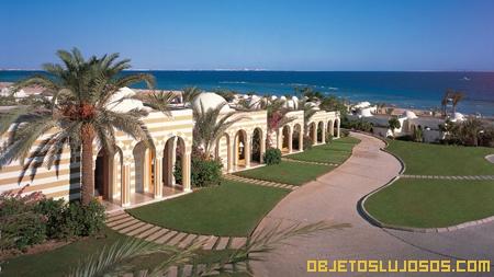 Hotel de lujo en Egipto