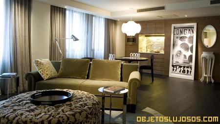 Hoteles de lujo en China JIA SHANGAI