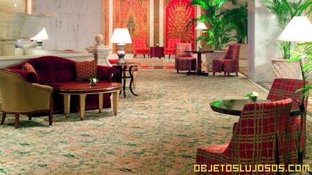 hoteles de lujo en la india: