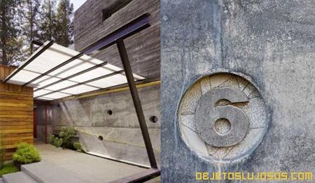 Casa de lujo conceptual: House 6