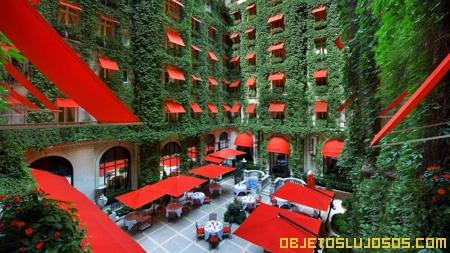 Hotel de lujo en París