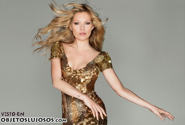 Los ingresos millonarios de Kate Moss