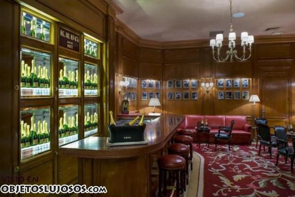 Krug Bar, donde el champán sabe diferente