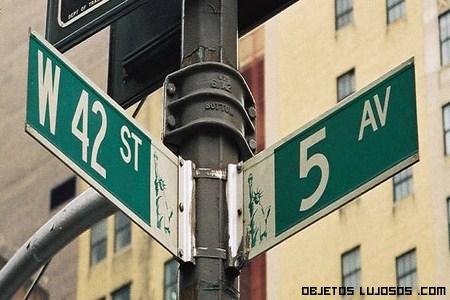La Quinta Avenida en Nueva York