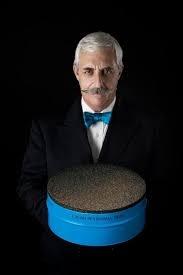 Caviar de diez kilos